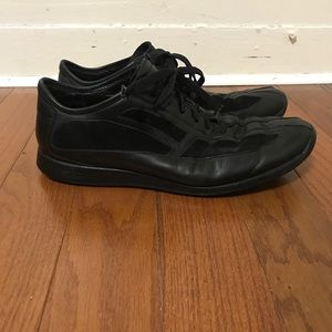 Gucci leather sneakers size 10